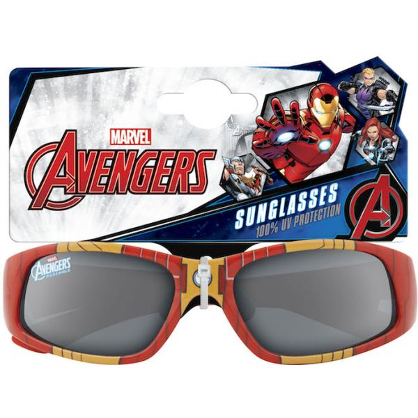 OCCH.SOLE AVENGERS ROSSO GIALLOx