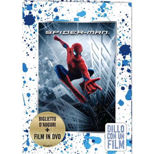 SPIDER-MAN -SAM RAIMI -BIG.AUGURI DVD ST
